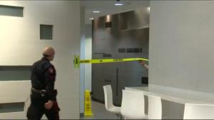 Body found inside washroom wall at Calgary shopping centre