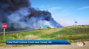 Highway 9 remains closed morning after deadly crash