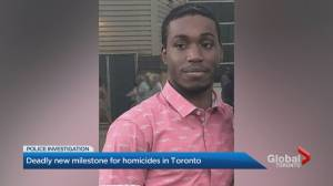 Toronto has recorded 90th and 91st homicides of 2018, breaking previous all-time high