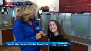 Greater Toronto Day with activist Hannah Alper