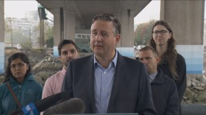 Independent leading Vancouver mayoralty candidates