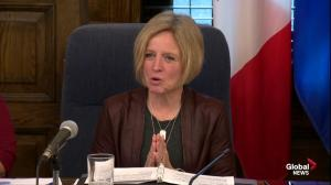 Throne speech to be delivered at Alberta legislature as election nears