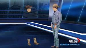 Cowboy Layton Green on Canadian Finals Rodeo excitement and competition