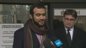 Omar Khadr relieved after judge's ruling
