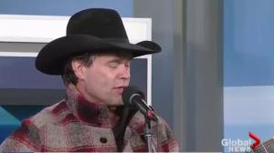 Corb Lund performs 'Horse Poor'