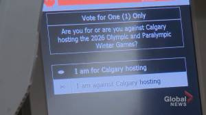 Youth vote could swing Calgary Olympic plebiscite