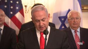 Netanyahu: Israel has never had a better friend than Donald Trump