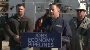Edmonton is the 'most important region' for us in this election: UCP leader Jason Kenney