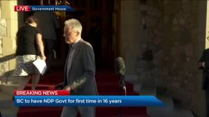 Global News learns John Horgan will be next premier