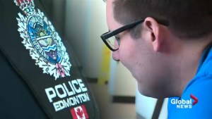 Our YEG At Night: Compassionate constable recognized for volunteerism