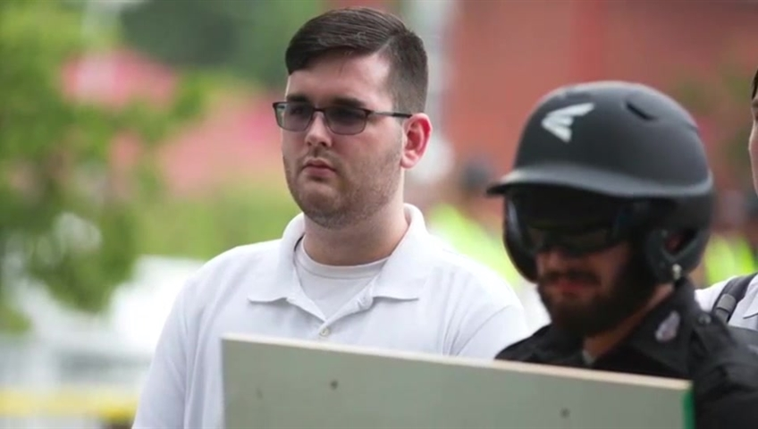 Man sentenced to 2nd life term in Charlottesville car attack