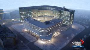 New Calgary cancer centre plans unveiled
