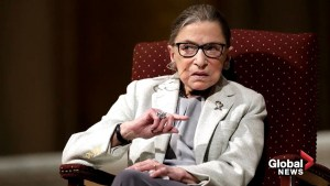 Ruth Bader Ginsburg, U.S. Supreme Court justice, has surgery to remove cancerous growths