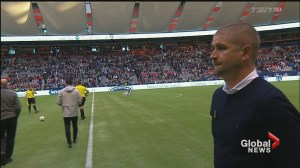Carl Robinson is out as Whitecaps coach