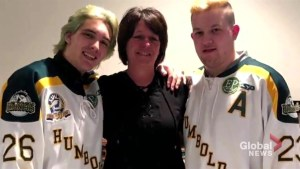 Photographing the Humboldt Broncos before and after the tragedy