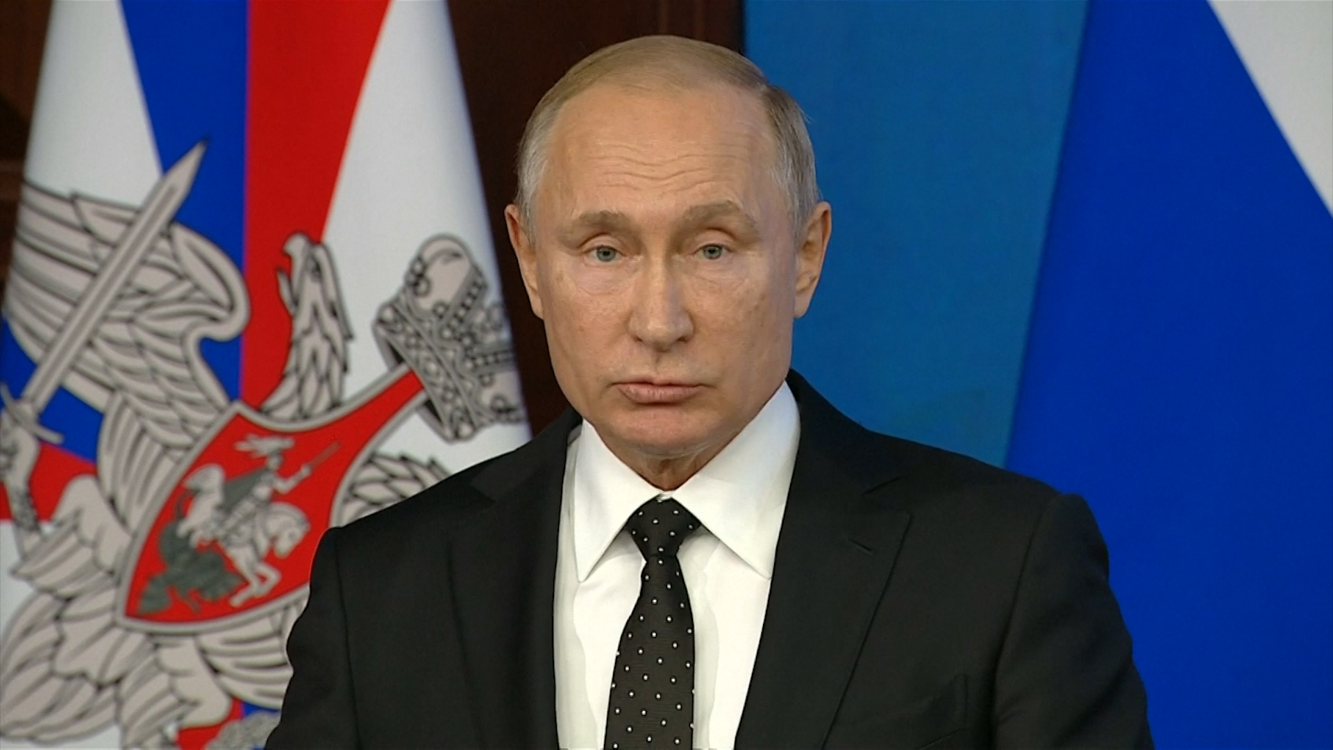 Putin says open to third nations joining nuclear treaty