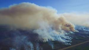 Province details latest on wildfire threat in Alberta