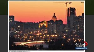 Fantastic photos of Edmonton recognized in contest