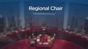 Understanding the role of regional chair