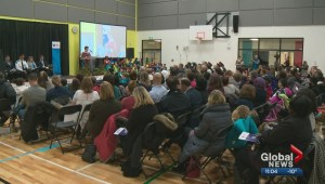Official opening celebration held for Constable Daniel Woodall School