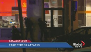 Terrorism expert discusses Paris terrorist attacks