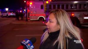 'We just went in and grabbed the patients': Witness at Chicago's Mercy Hospital