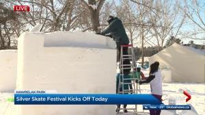 Edmonton Silver Skate Festival Kicks Off