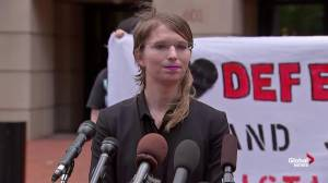 Chelsea Manning: This is an attempt to place me back in confinement (02:08)