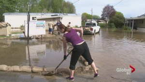 Severe flooding in many parts of B.C.
