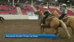 Stampede Royalty wraps up reign