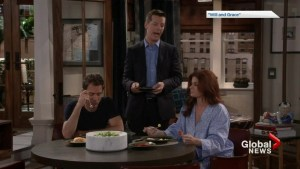 Will & Grace comes back to Global on Thursdays