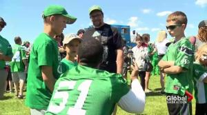 Rider Nation and 'Humboldt Strong' unite at Glen Hall Park