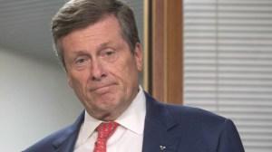 Ontario Municipal election: John Tory re-elected as mayor of Toronto