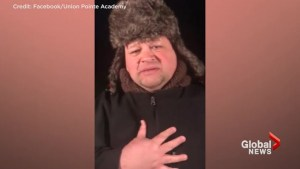 Kentucky school principal parodies Mariah Carey for snow day announcement