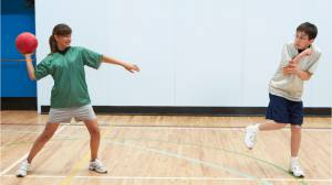 Should dodgeball be banned from schools?