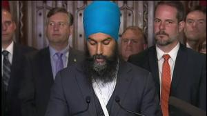 Jagmeet Singh says Canada has the potential to be a clean energy leader