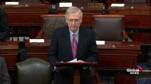 Senate passes legislation to temporarily reopen government