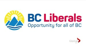 BC Liberals unveil new logo at convention in Vancouver