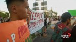 Anti-nuclear peace rally held by indigenous peoples in Guam