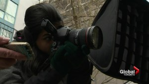 Young Ontario photographer captures hardship of homelessness