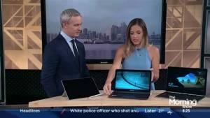 'Mac To School' with tech expert Amber Mac