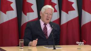 Bob Rae calls for Canada to step up in addressing Rohingya crisis
