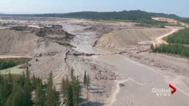 4 years after Mt  Polley, B C  could see 2 more tailings dam