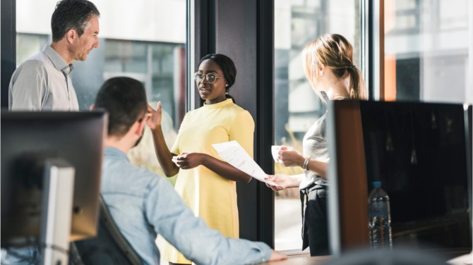 Trouble speaking up at work? How to overcome this common fear