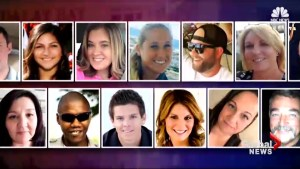 Families of Las Vegas shooting victims begin to share their stories