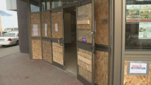 Business owners are once again calling on more to be done after a vandalism spree in downtown Kelowna