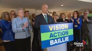 Nova Scotia PCs unveil new spending, promise balanced budget with few details on cuts