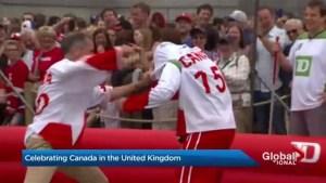 Londoners help celebrate Canada's 150th birthday