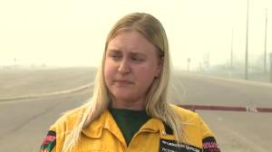 Fire guard 'handled very well' as wildfire spreads away from High Level
