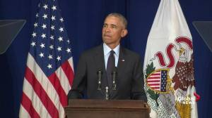 Frustrated Obama demands to know what happened to the Republican Party